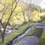 湯平温泉・河川公園
