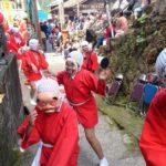 湯平温泉祭り